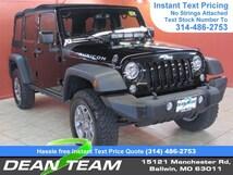 2014 Jeep Wrangler Unlimited Rubicon 4WD  Rubicon