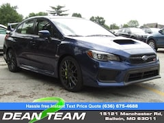 2019 Subaru WRX STI STI Manual