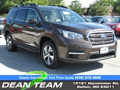 2019 Subaru Ascent Premium 8-Passenger SUV near St Louis at Dean Team Subaru