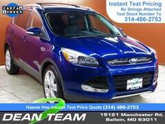 2013 Ford Escape Titanium FWD  Titanium