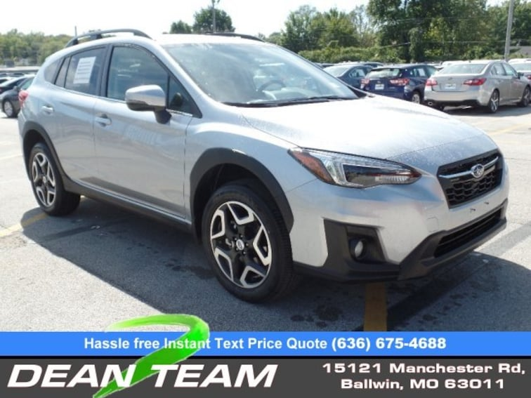 New 2019 Subaru Crosstrek 2.0i Limited SUV near St. Louis