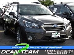 2019 Subaru Outback 2.5i Premium SUV near St Louis at Dean Team Subaru