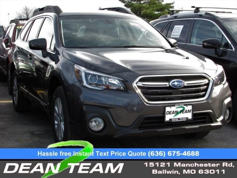 New 2019 Subaru Outback 2.5i Premium SUV near St. Louis