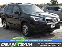 2019 Subaru Forester Premium SUV near St Louis at Dean Team Subaru