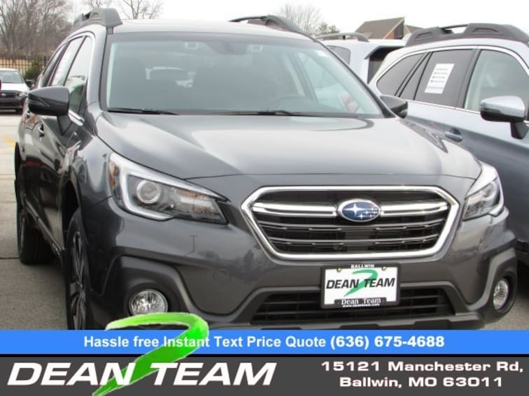 New 2019 Subaru Outback 2.5i Limited SUV near St. Louis