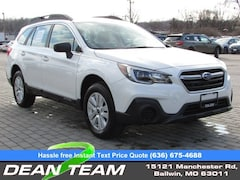 2019 Subaru Outback 2.5i SUV near St Louis at Dean Team Subaru