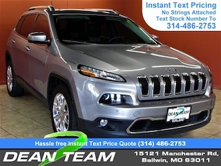 2014 Jeep Cherokee Limited FWD  Limited