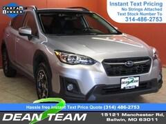 2018 Subaru Crosstrek Premium 2.0i Premium CVT