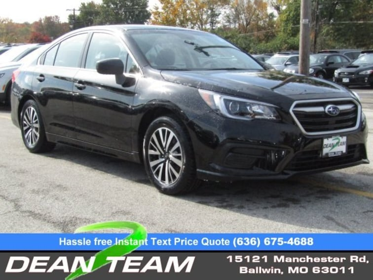 New 2019 Subaru Legacy 2.5i Sedan near St. Louis