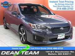 2017 Subaru Impreza Sport 2.0i Sport  CVT