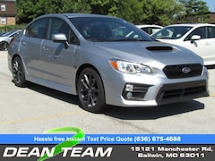 2019 Subaru WRX Premium Sedan near St Louis at Dean Team Subaru