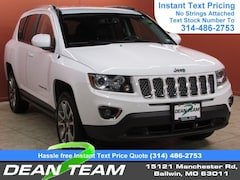 2014 Jeep Compass Limited FWD  Limited
