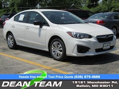 2019 Subaru Impreza 2.0i Sedan near St Louis at Dean Team Subaru