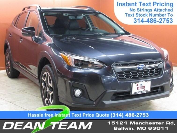 2018 Subaru Crosstrek Limited 2.0i Limited CVT