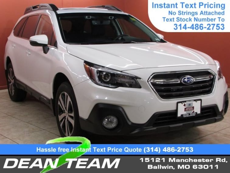 Used 2018 Subaru Outback Limited 2.5i Limited Ballwin, MO