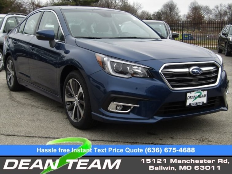 New 2019 Subaru Legacy 2.5i Limited Sedan near St. Louis