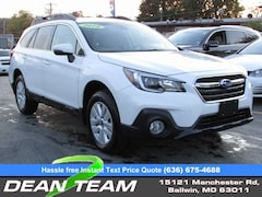 2019 Subaru Outback 2.5i Premium SUV near St Louis at Dean Team Subaru
