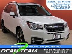 2018 Subaru Forester Limited 2.5i Limited CVT
