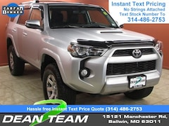 2016 Toyota 4Runner Limited 4WD  V6 Limited