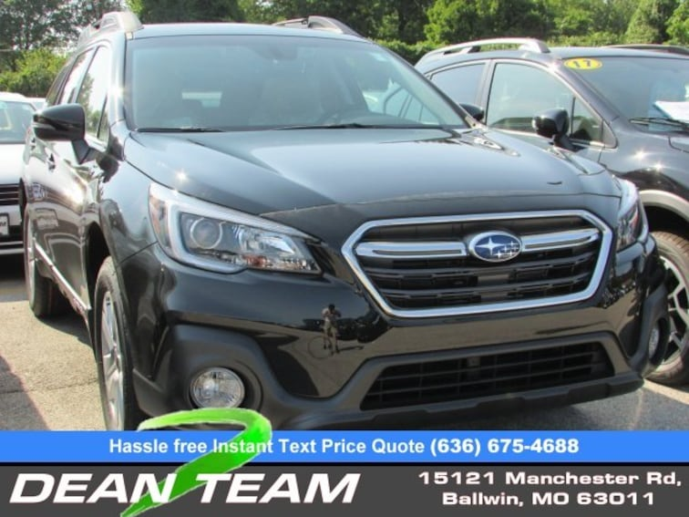 New 2019 Subaru Outback 2.5i Premium SUV near St. Louis