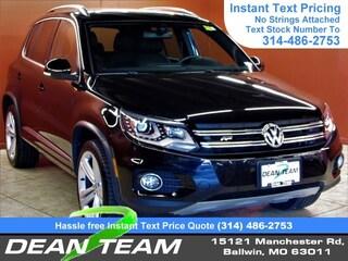 2014 Volkswagen Tiguan R-Line 2WD  Auto R-Line