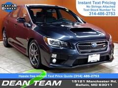 2017 Subaru WRX STI Limited STI Limited Manual w/Lip Spoiler
