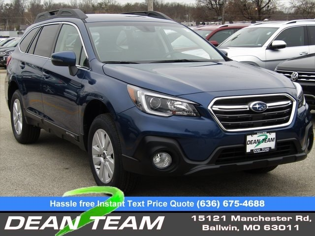 2019 Subaru Outback For Sale in Ballwin MO | Dean Team Subaru