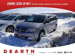 New Chrysler Dodge Jeep Ram models 2019 Dodge Grand Caravan SE Passenger Van for sale in Monroe, WI near Madison