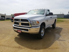 New Chrysler Dodge Jeep Ram models 2018 Ram 2500 TRADESMAN REGULAR CAB 4X4 8' BOX Regular Cab for sale in Monroe, WI near Madison