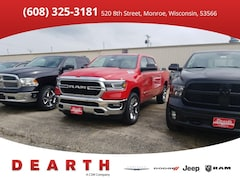 2019 Ram 1500 BIG HORN / LONE STAR CREW CAB 4X4 5'7 BOX Crew Cab for sale in Monroe near Madison, WI