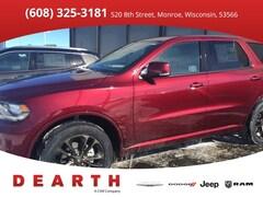 New Chrysler Dodge Jeep Ram models 2019 Dodge Durango GT PLUS AWD Sport Utility for sale in Monroe, WI near Madison