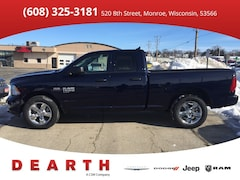 New Chrysler Dodge Jeep Ram models 2019 Ram 1500 CLASSIC EXPRESS QUAD CAB 4X4 6'4 BOX Quad Cab for sale in Monroe, WI near Madison