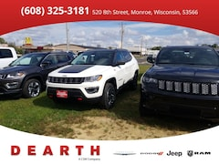 New Chrysler Dodge Jeep Ram models 2019 Jeep Compass TRAILHAWK 4X4 Sport Utility for sale in Monroe, WI near Madison