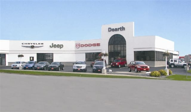 Here At Dearth Chrysler Dodge Jeep Ram, Serving Madison WI, Fitchburg WI,  Verona WI And Freeport IL, We Are Here To ...