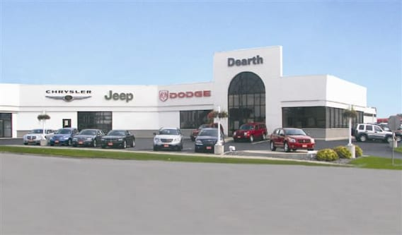 Madison Car Dealers >> New And Used Car Dealer In Monroe Wi Dearth Chrysler Dodge