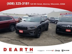 New Chrysler Dodge Jeep Ram models 2019 Jeep Cherokee ALTITUDE 4X4 Sport Utility for sale in Monroe, WI near Madison