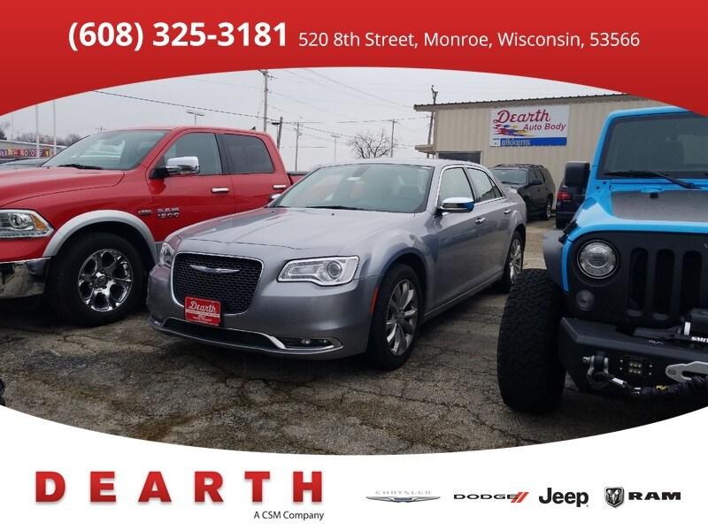 Used 2018 Chrysler 300 Limited Sedan for sale in Monroe, WI