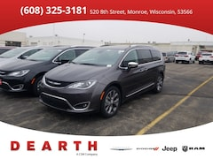 New Chrysler Dodge Jeep Ram models 2019 Chrysler Pacifica LIMITED Passenger Van for sale in Monroe, WI near Madison