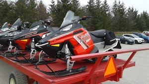 2015 POLARIS 800 INDY SP ES