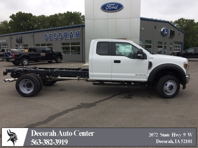 2019 Ford F-550 SD XL Cab/Chassis