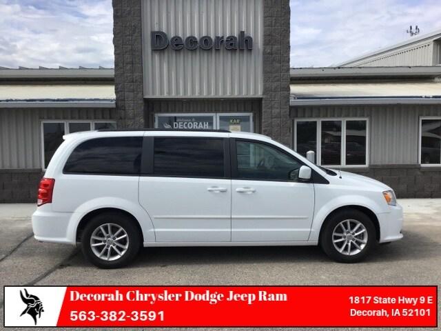 2016 Dodge Grand Caravan SXT Minivan/Van