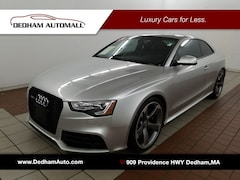 2014 Audi RS 5 4.2 (S tronic) Coupe