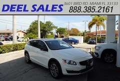 Certified Pre-Owned 2018 Volvo V60 Cross Country T5 AWD Wagon V7394 in Miami FL