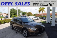 Certified Pre-Owned 2018 Volvo V60 Cross Country T5 AWD Wagon V7370 in Miami FL
