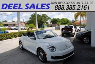 2016 Volkswagen Beetle 1.8T Denim Convertible