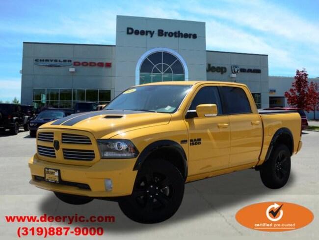 2016 Ram 1500 Sport Truck