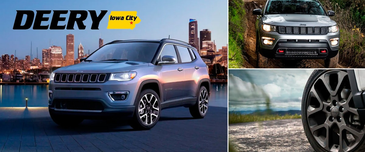 2019 Jeep Compass - Iowa City 1