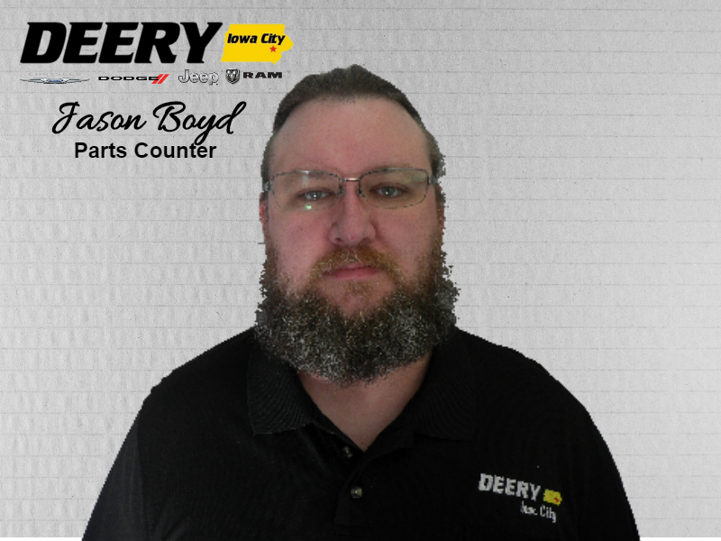 Chuck Patterson Dodge >> Deery Brothers Motors of Iowa City, Inc. | Our Staff