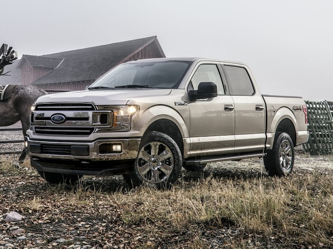 New 2019 Ford F-150 Lariat Truck in Iowa City, IA
