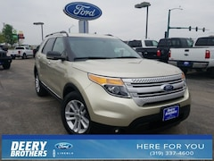 Used 2011 Ford Explorer XLT SUV F19122A in Iowa City, IA
